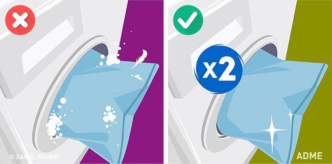 15распространенных ошибок встирке, которые портят одежду
