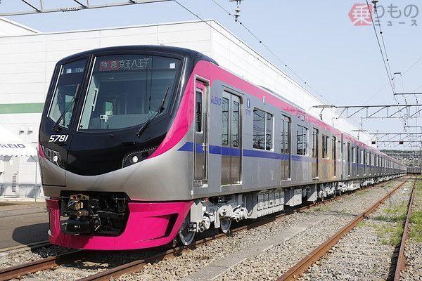 画像ギャラリー 動画 京王 16年ぶり新車の特徴は 試乗会で 実力 調査 座席指定列車運行へ 乗りものニュース 2020 列車 列車の旅 座席