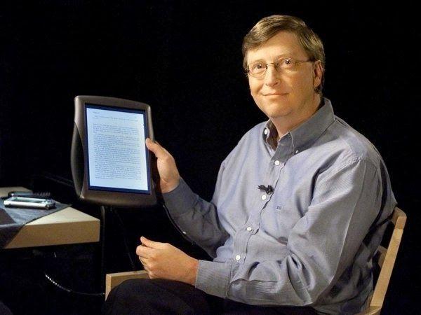 Билл Гейтс не смог установить обновление Windows 8.1 на свой компьютер|Интересыч