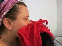Wäsche stinkt nach Schweiß muffig waschen