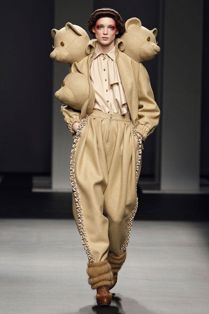 La mode dans tous ses �tats : d�couvrez les v�tements les plus excentriques de la haute couture