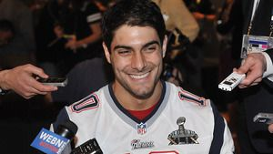 Official Website of the New England Patriots | Garoppolo 1/29: Tom is like a big brother to me