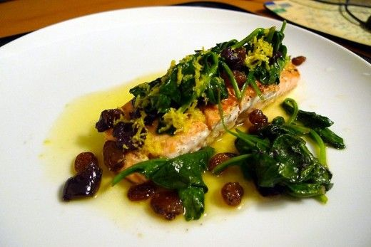 Choose nice sauces to enhance the flavor and enjoyment of pan seared fish. See how here.