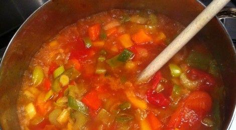 Groentesoep bereiding - gezonde soep recepten