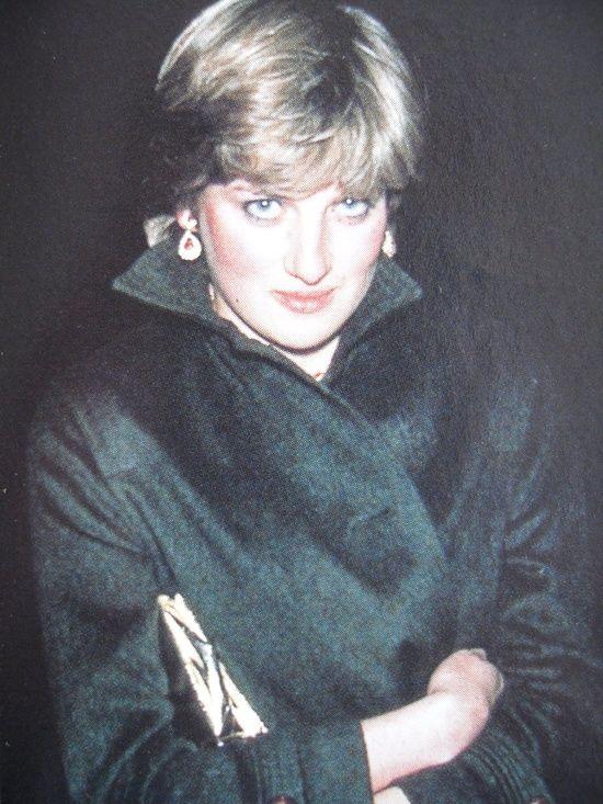 November 4, 1980, Princess Margaret´s birthday party