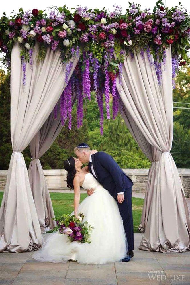 18 The Best Lavender Wedding Decor Ideas ❤ See more: http://www.weddingforward.com/lavender-wedding-decor-ideas/ #weddings