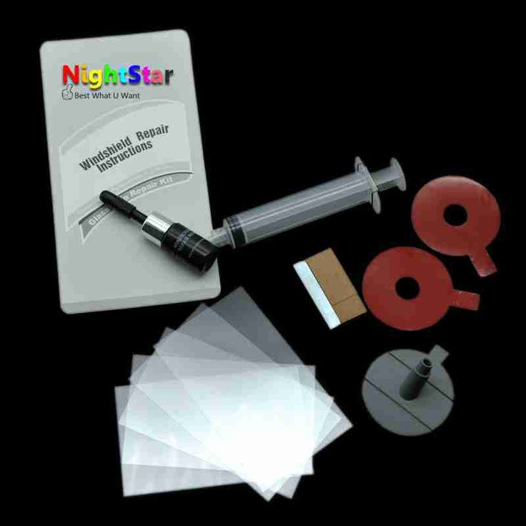 DIY Chip Window Screen Crack Polishing Scratches Glass for home window for Car Windscreen Repair Kit