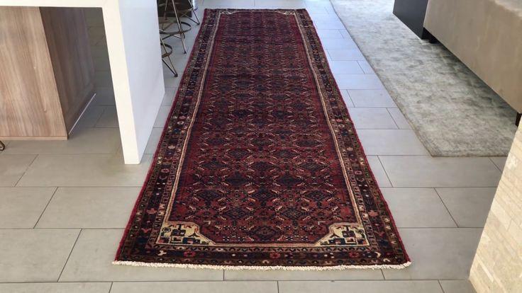 Antique Persian Lilihan  Hallway Runner Long Runner Rug SFRugs.com https://sfrugs.com/products/persian-lilihan-3x12-hallway-runner-long-runner-rug