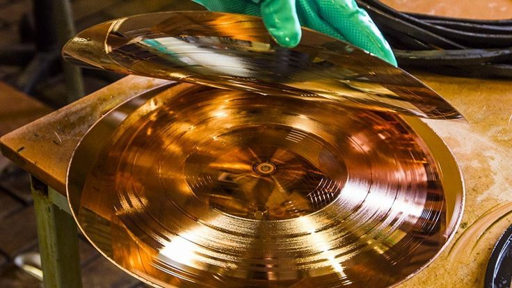 How a small company in the Czech Republic became the world's biggest maker of vinyl records.