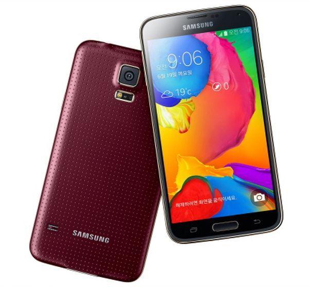 Samsung GALAXY S5 LTE-A offiziell vorgestellt  #samsunggalaxys5ltea