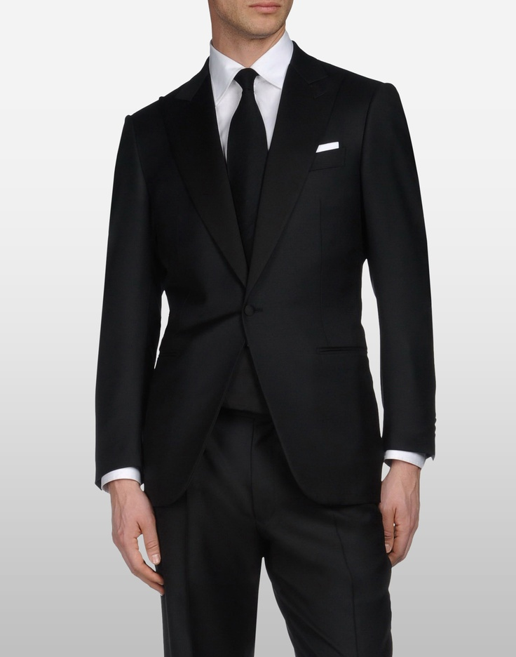 Zegna suit- this is the cut but not the color
