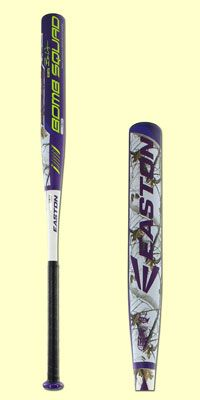 This Easton Brian Wegman Loaded USSSA Slowpitch Softball Bat (SP16BWU) comes with the Realtree APC camo design and an end loaded swing weight for those heavy hitters out there! Check out this model and other Easton softball bats today at JustBats. We offer free shipping every day and 24/7 customer service!