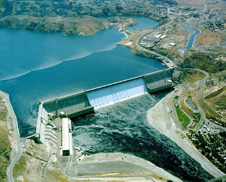 Grand Coulee Dam...Eastern Washington