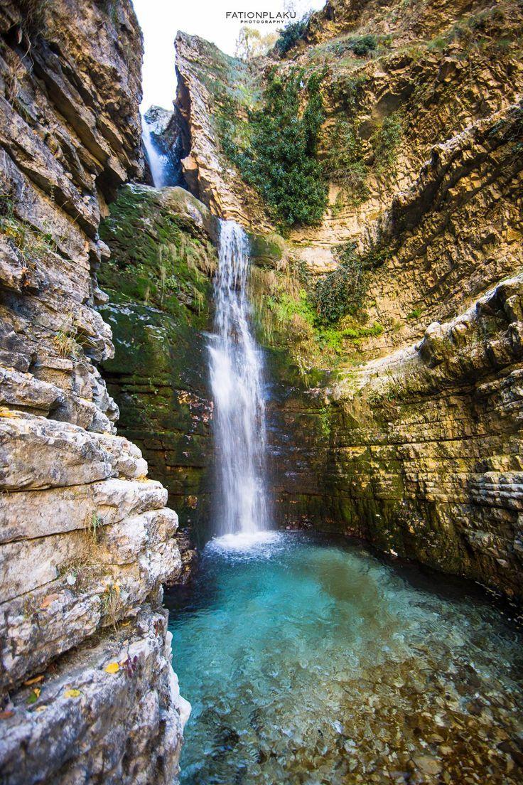 Waterfall Of Peshtures Tepelene Albania Fation Plaku Photography Albania Travel Destinations Albania Honeymoon Bac Albania Travel Visit Albania Waterfall