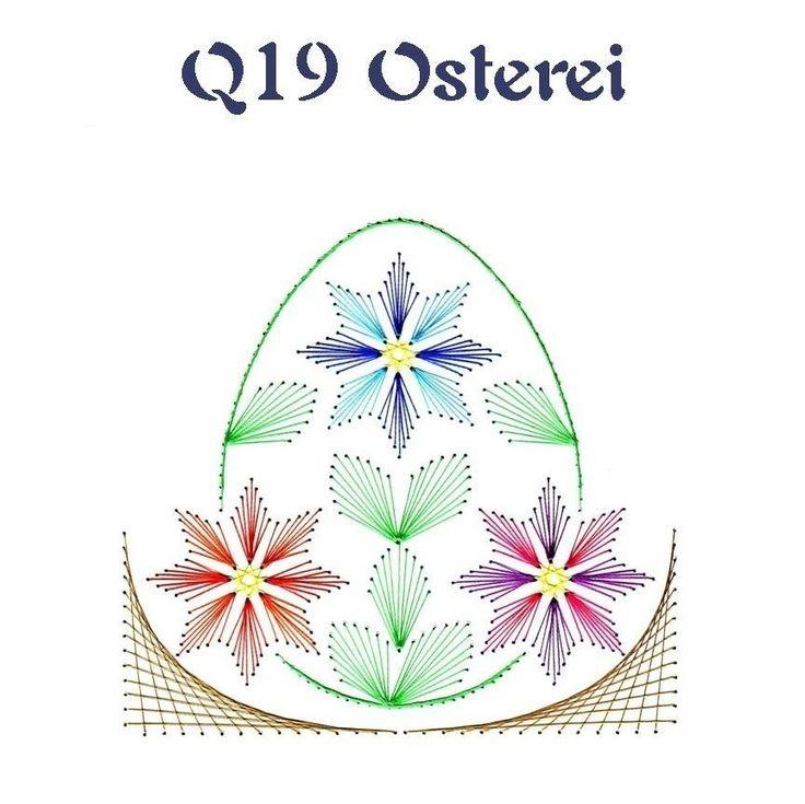 Q 19 Osterei