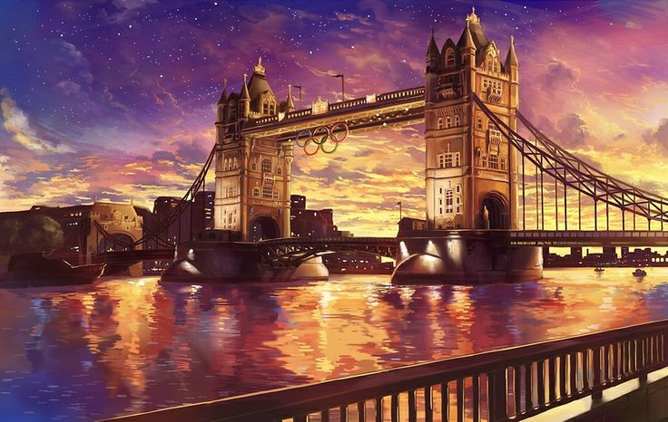 wallpaper bridge london scenic - photo #10