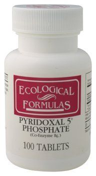Cardiovascular Research Pyridoxal-5-Phosphate Tablets, 100 Count * Click on the image for additional details.