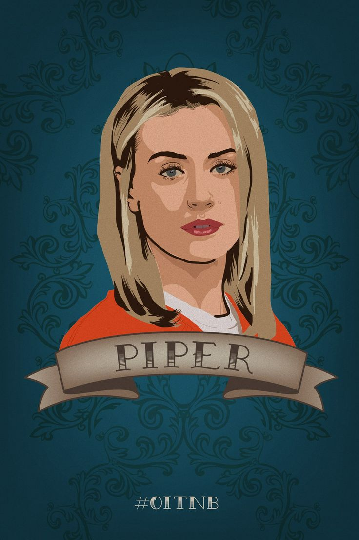 Straight girls will fuck you up every time. #OITNB #Netflix #Piper #Chapman