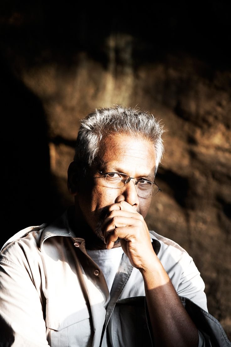 Mani Ratnam...I like this his photo to much