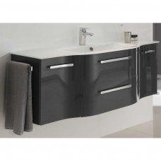Vanity cabinets and wall hung vanity units at Bathroom City