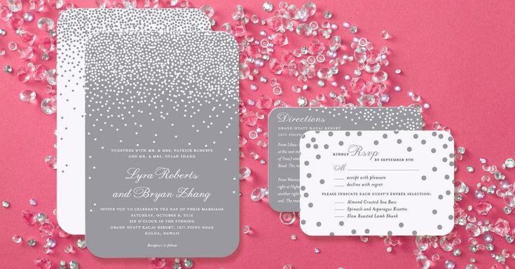 Wedding Divas Invitations Template: 17 Best Images About Wedding Invitations On Pinterest