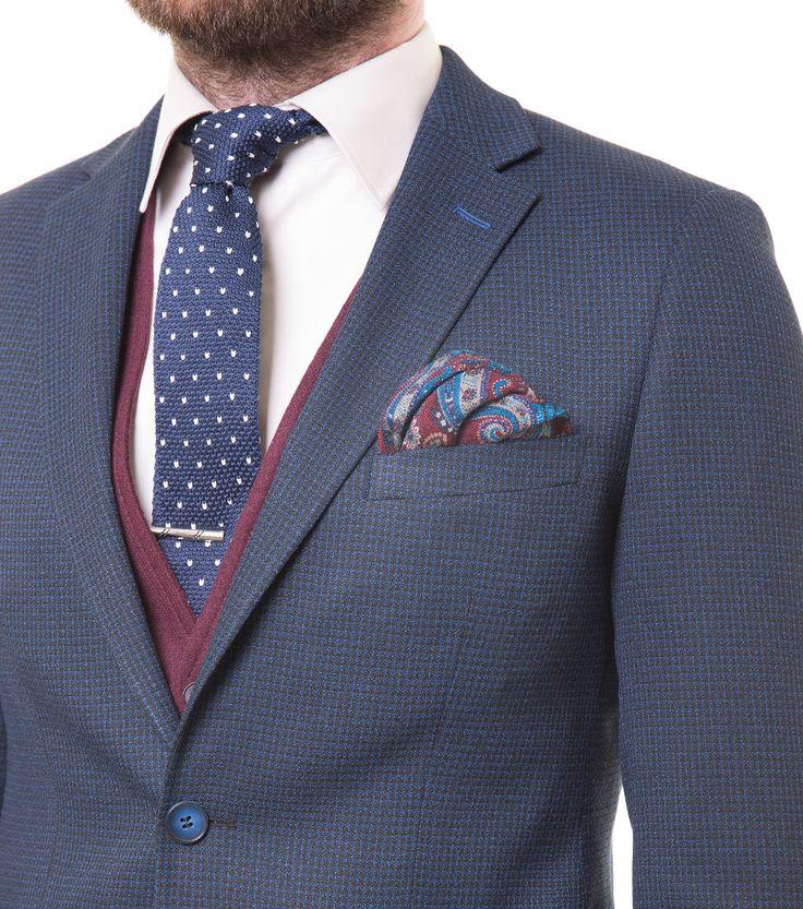 Karaca Erkek 6 Drop Ceket - Lacivert #mensfashion #jacket #ceket #karaca #ciftgeyikkaraca www.karaca.com.tr