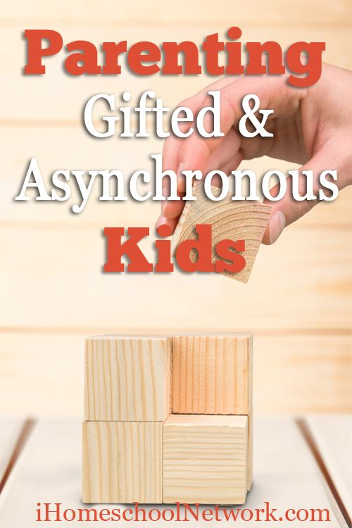 Parenting Gifted, Asynchronous Kids | Caitlin Fitzpatrick Curley, iHomeschool Network