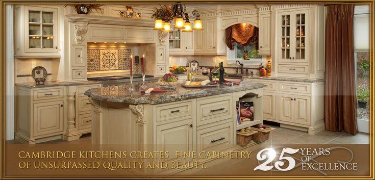 123 best images about kitchens on pinterest kitchen backsplash design stove and luxury - Luxury kitchen designers ...