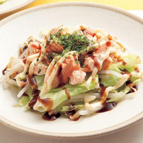 鮭とキャベツのレンジ蒸し by吉田瑞子さんの料理レシピ - レタスクラブニュース