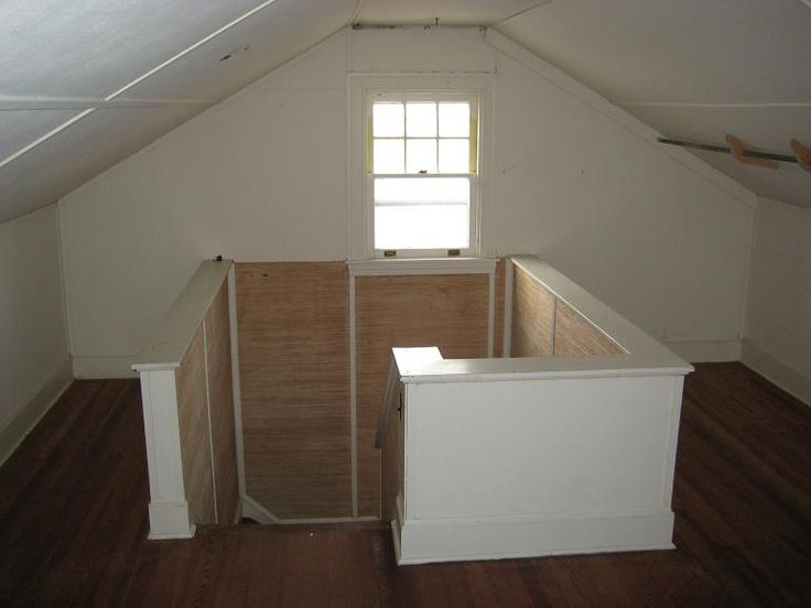 60 Best Attic And Attic Stairs Images On Pinterest For