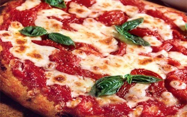 Pizza lievito di kefir