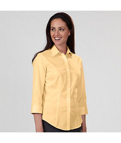 Best 25  Cream women's oxford shirts ideas on Pinterest | Blue and ...