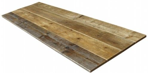 Reclaimed Scaffold Boards Table Top Restaurant