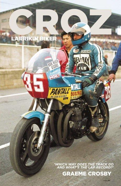 The legend Graeme CrosbyKawasaki Motorcycles, Sports Motorcycles