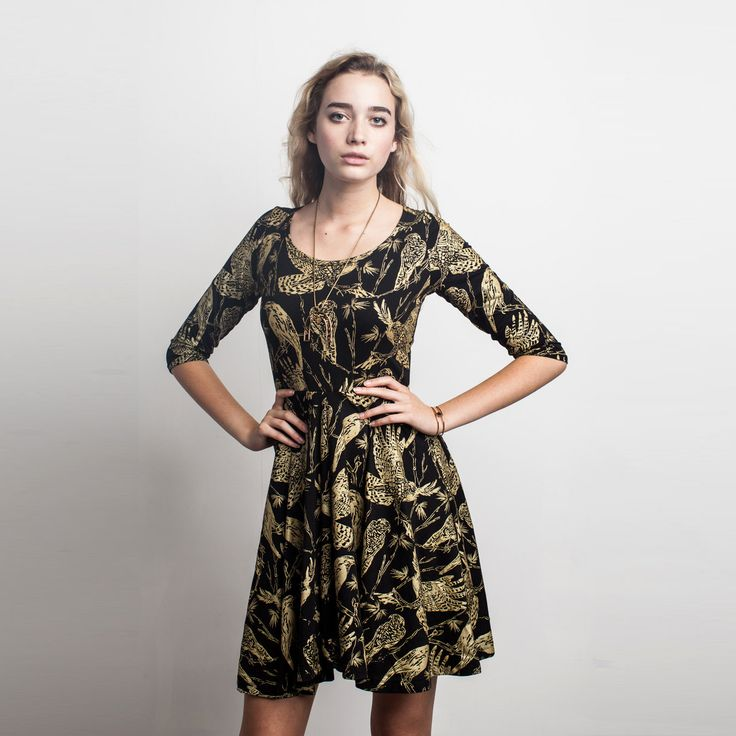 Black And Gold Long Sleeve Dress - Colorful Dress Images of Archive
