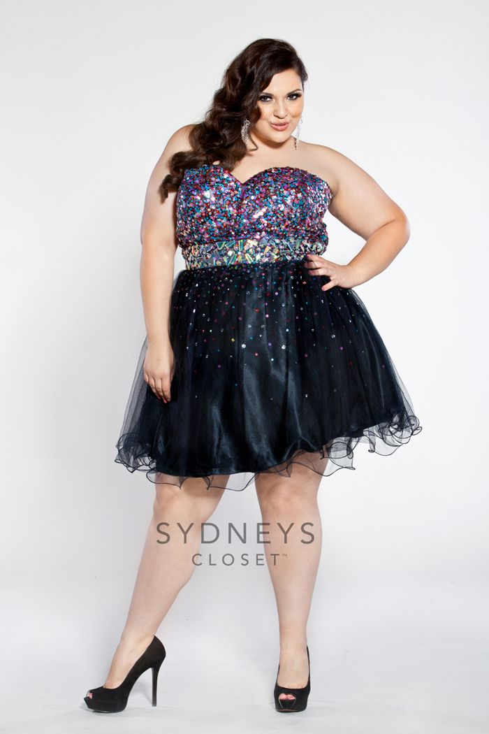 78  images about Plus Size Cocktail Dresses on Pinterest ...