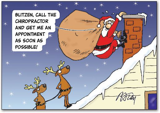 6 Reasons To Visit The Chiropractor During The Holiday