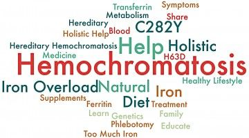 Hereditary Hemochromatosis (HH) is a genetic metabolic disorder of excess iron absorption and too much iron storage in the body.  Hemochromatosis can be scary, lonely, and intimidating.  As a Naturopathic Doctor with the condition, it is my goal to support, educate, and help you understand this condition of Iron Overload. #hemochromatosis #haemochromatosis