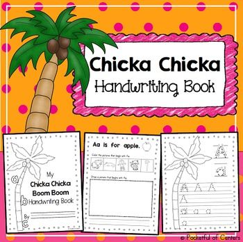Chicka Chicka ABC Handwriting Book