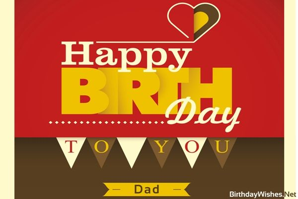 dad birthday wishes