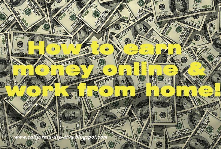 Realistic ways to earn money online