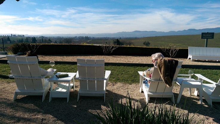 Views, Vines and Fine Wines at William Hill Estate Winery in Napa, California – Sarah's Sojourn