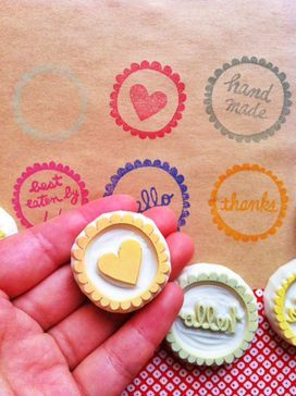 DIY Stamps and Patterns