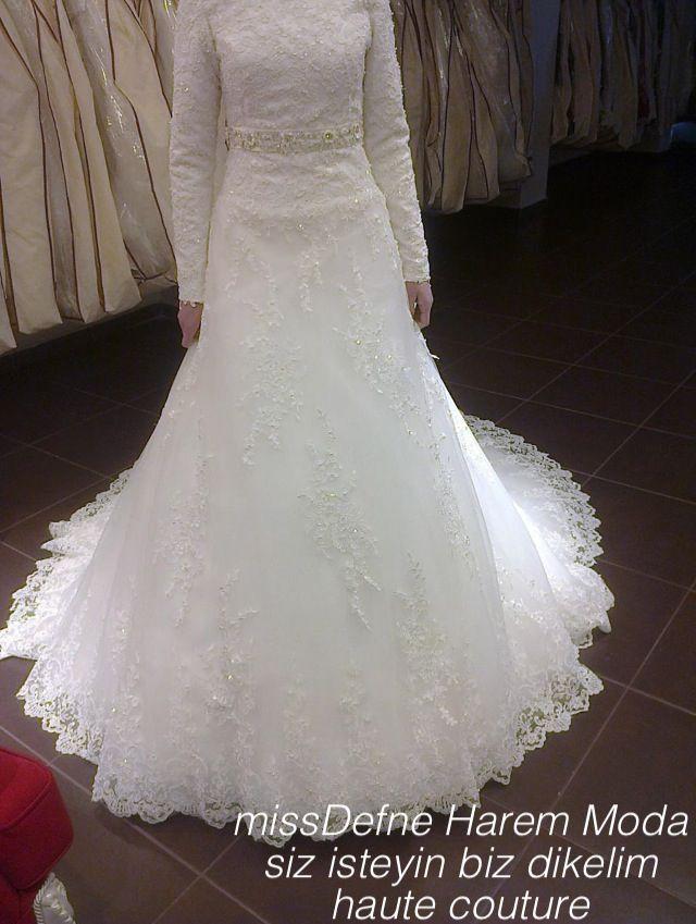 tesettur gelinlik trouwjurken voor de moslima Haute Couture Siz isteyin biz dikelim missDefne Harem Moda #missdefne #harem #moda #hollanda #hilversum #tesettur #hijab #moslima #kapali #gelinlik #gelin #trouwjurk #bruid #bruidsmode #bruidsjurken #gelin #gelinlikci #haute #couture #mode #fashion #amsterdam #rotterdam #ozel #dikim #belgium #belcika #nederland