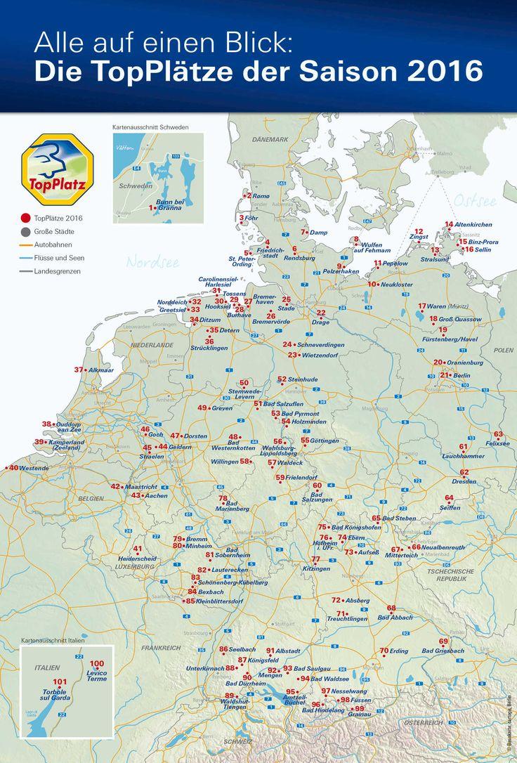 ZOEKEN!! Qualitätsmarke für Reisemobilstellplätze