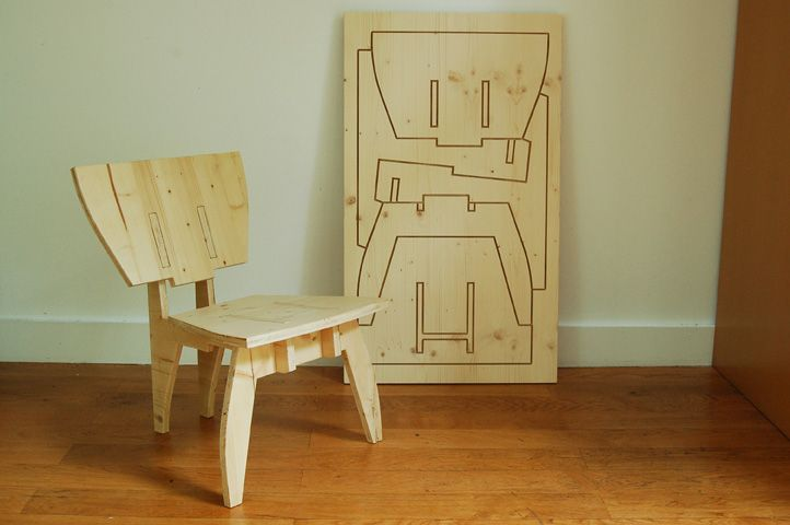 Chaise puzzle