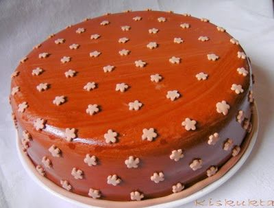 Kiskukta torta: Csoki torta