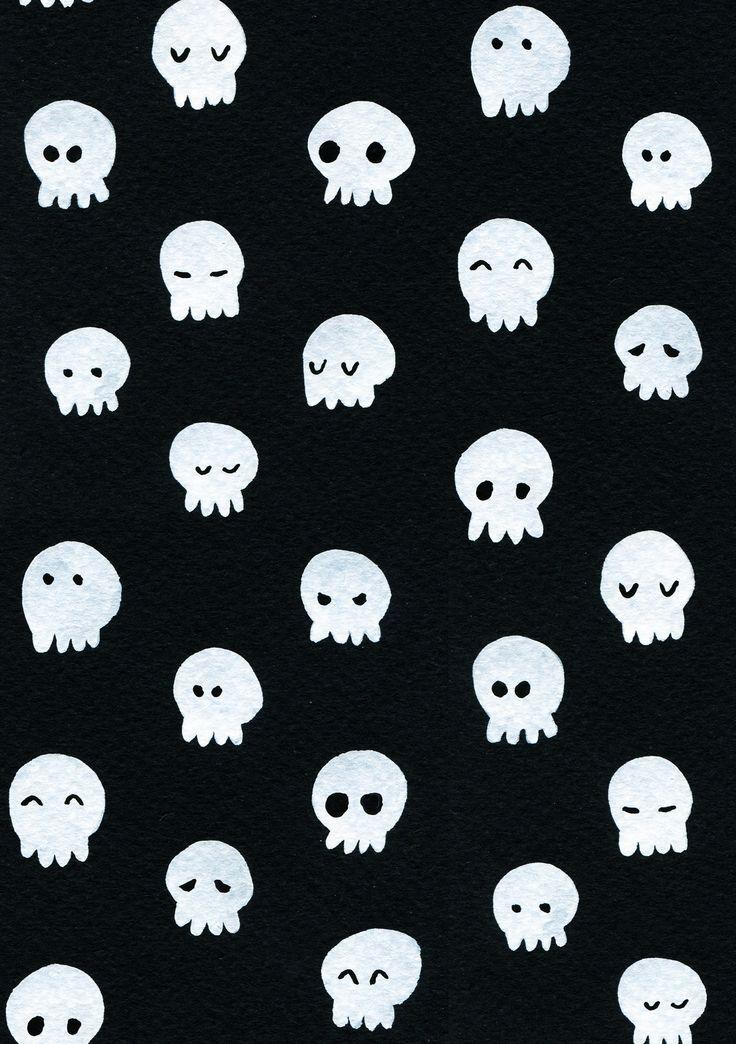 25 Best Ideas about Skull Wallpaper on Pinterest  Sugar