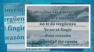 Alejandro Fernandez - Un Beso A Medias (Letra) [+ Link de descarga] Estreno 2017 - YouTube