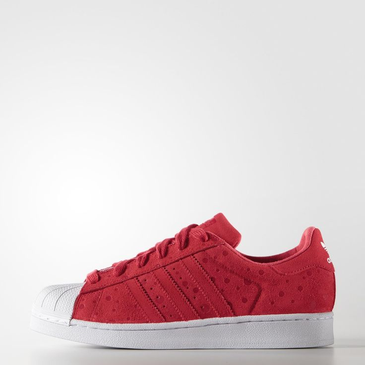 adidas Superstar Shoes - Tomato | adidas US
